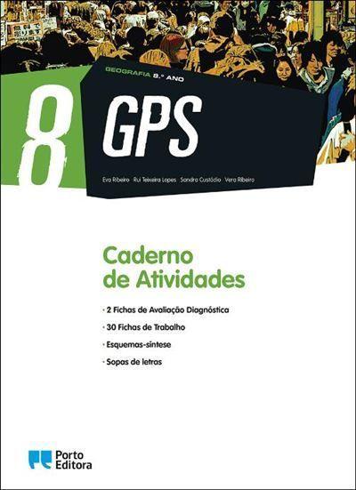 Caderno de Atividades/Bloco do Aluno - GPS - Geografia - 8.º Ano