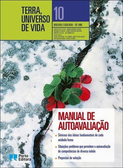 Manual de AutoAvaliação - Terra, Universo de Vida - Biologia e Geologia - 10.º Ano