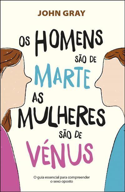 Os Homens são de Marte, as Mulheres são de Vénus
