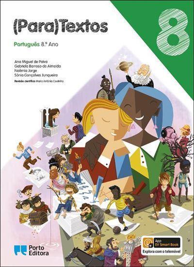 (Para)Textos - Português - 8.º Ano