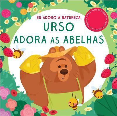 Urso Adora as Abelhas